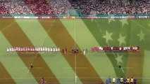 USA sing passionate national anthem at Rugby World Cup 2019