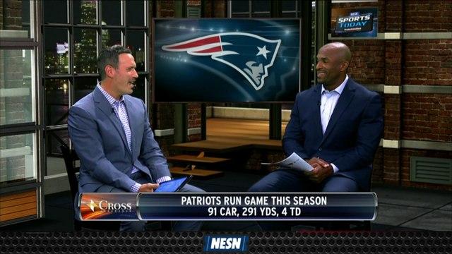 Patriots' Rushing Attack Non-Existent So Far This Season