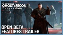 Tom Clancy's Ghost Recon Breakpoint Open Beta Features Trailer (2019)
