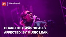 Charli XCX's Response To Music Leaks