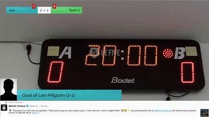 Goal of Leo Milgram (2-1)