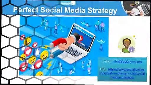 How Social Media Agencies Create The Perfect Social Media Strategy | Sociallyin