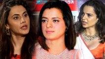 Rangoli Chandel SLAMS Taapsee Pannu AGAIN For Saand Ki Aankh With Bhumi Pednekar