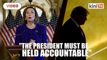 US House democrats begins formal impeachment inquiry into President Trump
