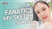 [Pops in Seoul] Sunday! FANATICS(파나틱스)'s MV Shooting Sketch