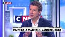 L'interview de Yannick Jadot
