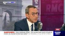 """PMA pour toutes: Bruno Retailleau, président du groupe LR au Sénat, votera """"contre le projet de loi"""""""