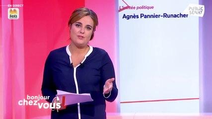 Agnès Pannier-Runacher - Public Sénat mercredi 25 septembre 2019