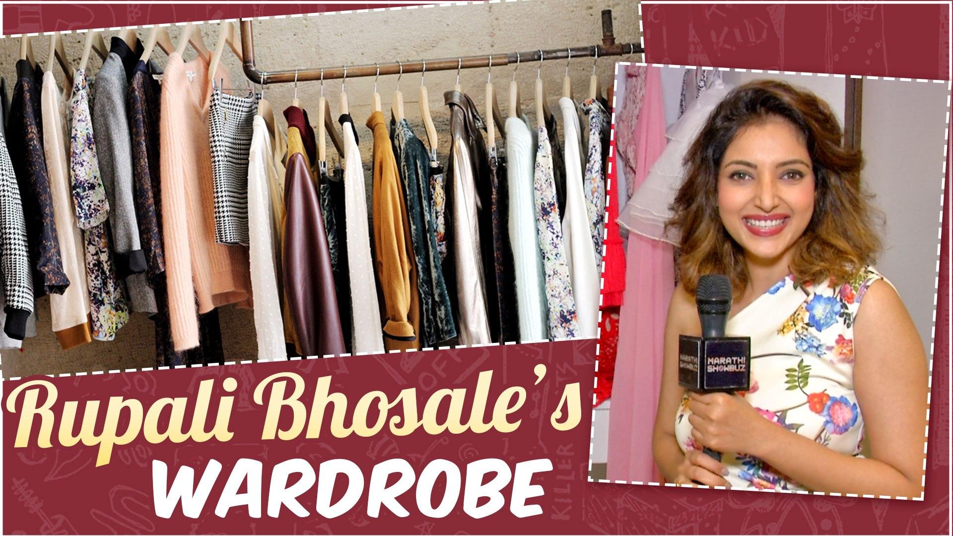 Rupali Bhosale Rupali Bhosale S Wardrobe Marathi Bigg Boss 2 Video Dailymotion