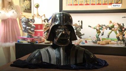 """Luke, yo soy tu padre..."" - Subastan el casco de Darth Vader"