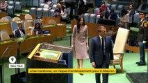 ONU : Emmanuel Macron se démène pour éviter une guerre