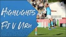Fiji v Uruguay Highlights