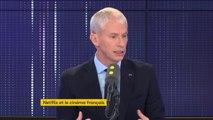 "Les plateformes de streaming vont devoir financer davantage ""les contenus européens"" affirme Franck Riester"