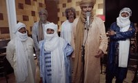 Tinariwen en Jack Session
