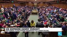 UK Supreme Court overrules Boris Johnson's suspension of Parliament - Duncan Fairgrieve analyses