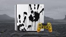 Death Stranding - Annonce de la PS4 Pro édition limitée