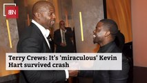 Terry Crews Comments On Kevin Hart's Accident