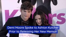 Demi Moore's Conversation With Ashton Kutcher