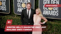 Kristen Bell's Daughter Gains New Knowledge