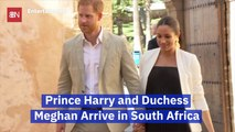 These Royals Go To South Africa