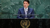 Nazione Unite: il senso di Giuseppe Conte per la neve