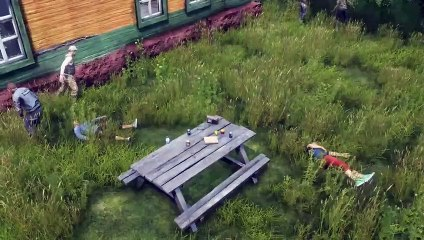 DayZ Livonia - DLC bande-annonce