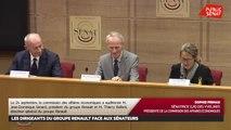 Les dirigeants du groupe Renault face aux sénateurs - Les matins du Sénat (25/09/2019)