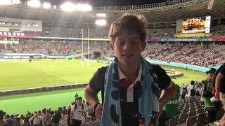 Le porte dapeau de France-Argentine se confie sur son expérience