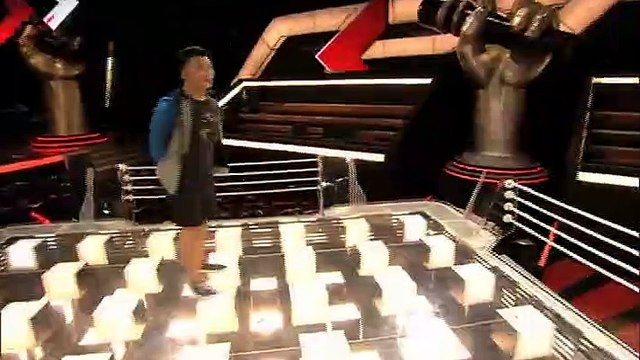 Team Sarah Knockouts Stage Rehearsals: Poppert Bernadas