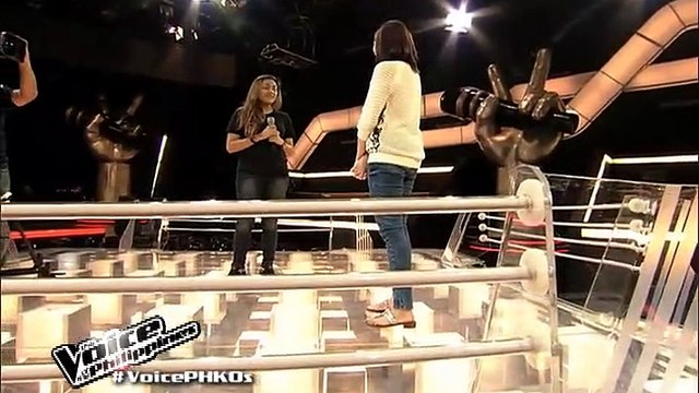 Team Sarah Knockouts Stage Rehearsals: Carol Leus