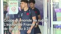 Rugby/Coupe du monde : Barassi, remplaçant de Fofana, est arrivé