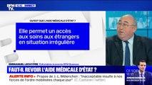 ÉDITO ÉCO - L'aide médicale d'État, grand sujet politique mais petit sujet économique