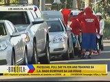 Pacquaio, fully day pa rin ang training sa L.A bago bumiyahe sa Las Vegas