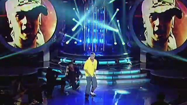 """Your Face Sounds Familiar: Jay R as Billy Crawford - """"""""Bright Lights"""""""""""