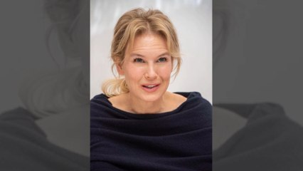 Renee Zellweger felt like she was 'on a merry-go-round' before Judy Garland role