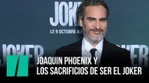 Joaquin Phoenix habla de las dificultades en 'Joker'