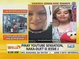 Pinay Youtube sensation, naka-duet si Jessie J