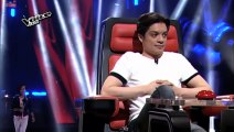 """The Voice Kids Philippines 2015 Blind Audition: """"""""Wrecking Ball"""""""" by Amira"""