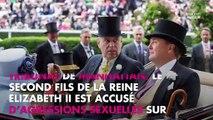 Prince Andrew : Le prince Charles méfiant envers les fréquentations de son frère