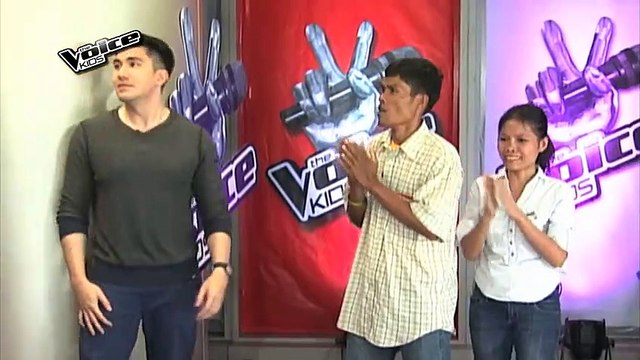 "The Voice Kids Philippines 2015 Blind Audition: """"Open Arms"""" by Keith"