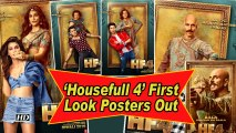 Akshay Kumar as bald warrior in 'Housefull 4'  | First Look Posters Out