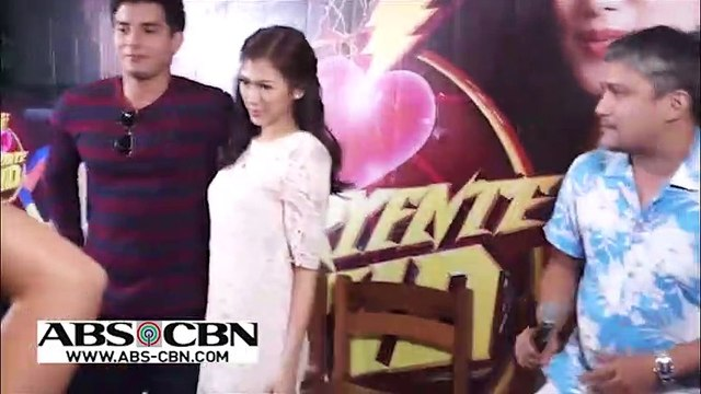 Posible ba'ng maging sina Alex Gonzaga at Ejay Falcon?