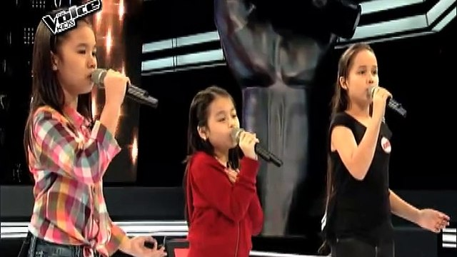 Full Clip: Stage Rehearsals of Bianca, Esang, and Stephanie