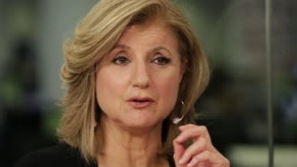 Arianna Huffington's Dramatic Lesson After Horrifying Dreams