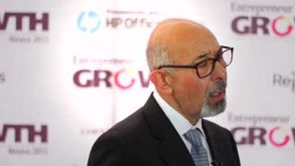 Growth 2015: Ricardo Shahin y cómo atender mejor al cliente