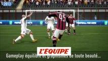 Avant la sortie de FIFA 20, l'histoire du jeu de foot d'EA Sports - Foot - Jeu vidéo