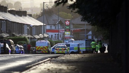 Bomb squad detectives called out for second time in four hours in Burnley
