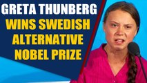 CLIMATE CHANGE ACTIVIST GRETA THUNBERG WINS 2019 RIGHTS LIVELIHOOD AWARD | Oneindia News