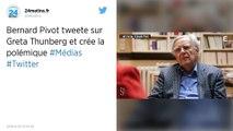 Bernard Pivot assume un tweet jugé sexiste sur Greta Thunberg et les «petites Suédoises»