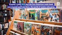 9 of the Most Popular Comic Books Series of All-Time (National Comic Book Day)